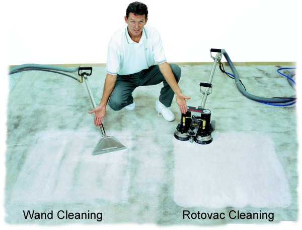 See the Rotovac Difference!